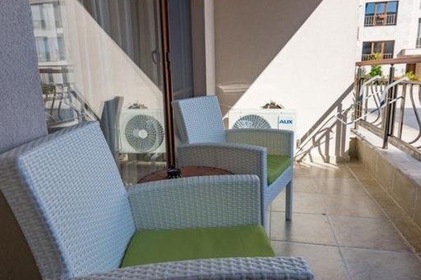 Diamond Beach Apartments - фото 14