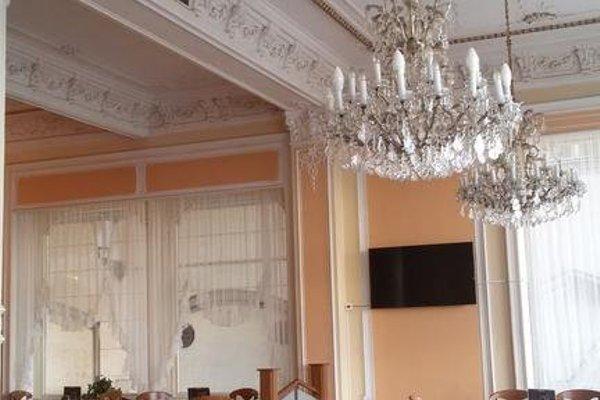 Lázeňský Hotel Tosca - фото 6