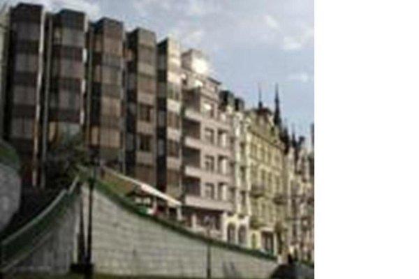 Lázeňský Hotel Tosca - фото 8