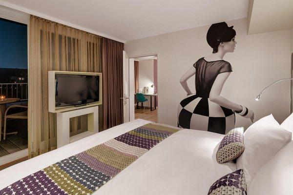 Hotel Indigo Düsseldorf - Victoriaplatz - фото 50
