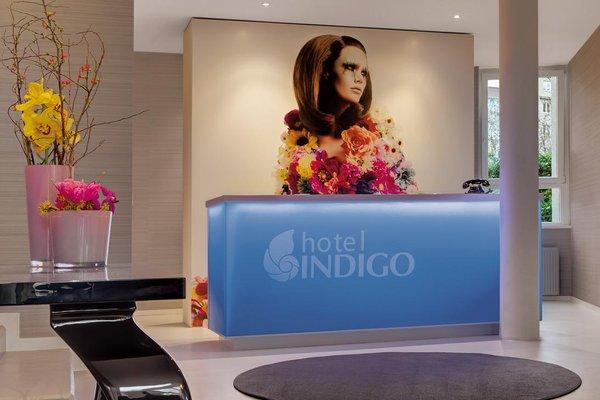 Hotel Indigo Düsseldorf - Victoriaplatz - фото 17