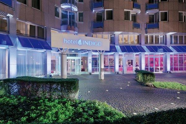 Hotel Indigo Düsseldorf - Victoriaplatz - фото 22