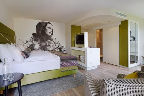 Hotel Indigo Düsseldorf - Victoriaplatz - фото 3