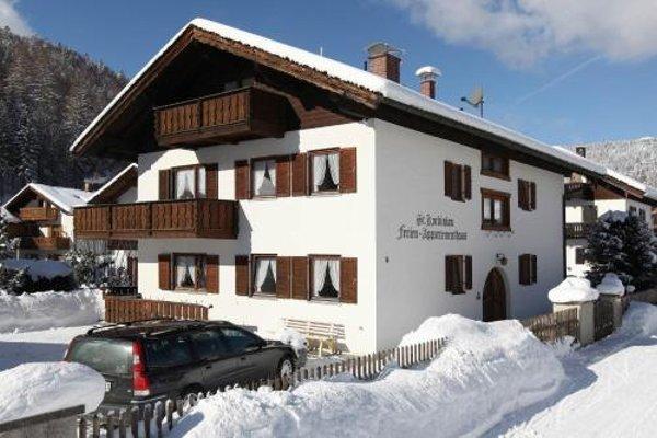 Haus St. Korbinian - фото 23