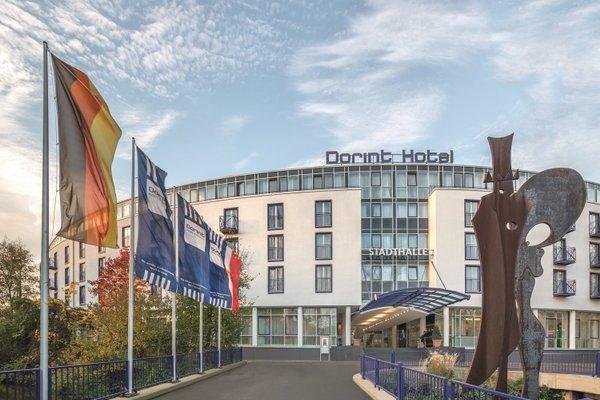 Dorint Kongresshotel Dusseldorf/Neuss - фото 23