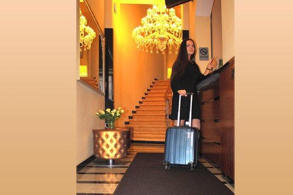 EXPO Hotel Frankfurt - фото 16