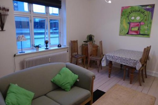 Aalborg Holiday Apartment - фото 11