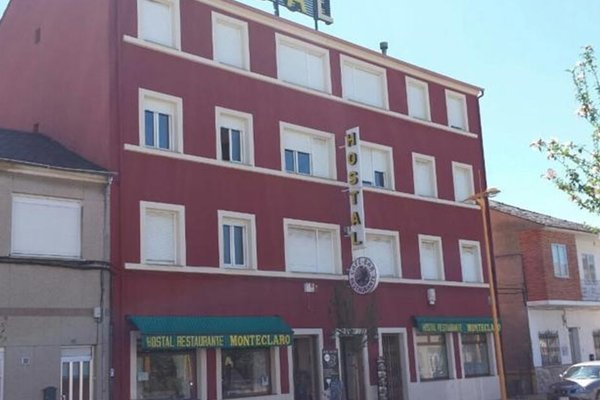 Hostal Monteclaro - фото 21