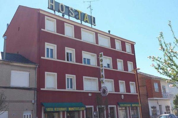 Hostal Monteclaro - фото 22