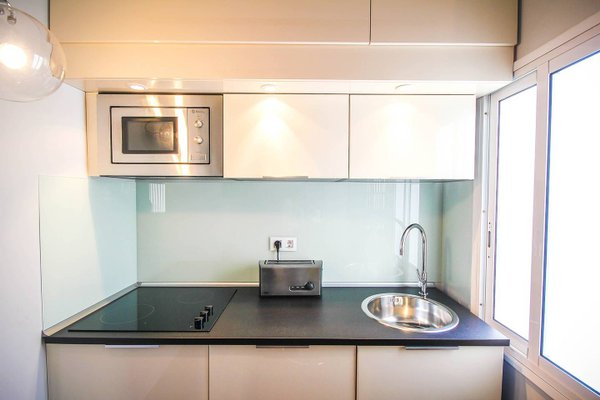 L'Appartement, Luxury Apartment Barcelona - фото 16