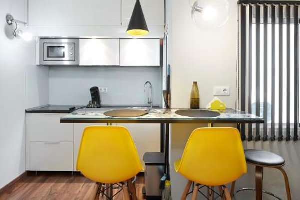 L'Appartement, Luxury Apartment Barcelona - фото 17