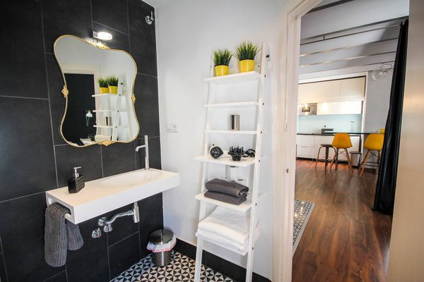 L'Appartement, Luxury Apartment Barcelona - фото 22