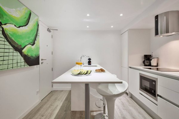 Habitat Apartments ADN - фото 12
