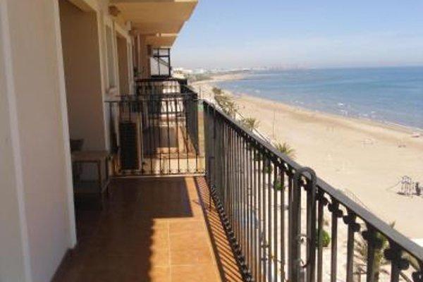 Apartamentos Valencia Port Saplaya - фото 18