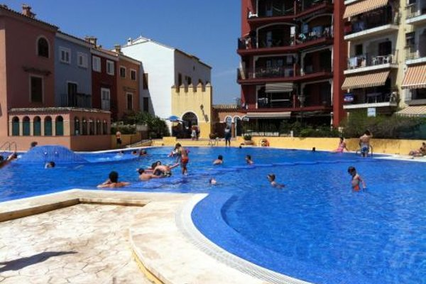 Apartamentos Valencia Port Saplaya - фото 20