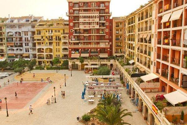 Apartamentos Valencia Port Saplaya - фото 22