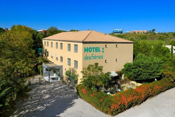 Hotel des Frenes Euromedecine - фото 22