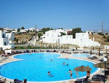 Апартаменты Naxos Kalimera Apartments
