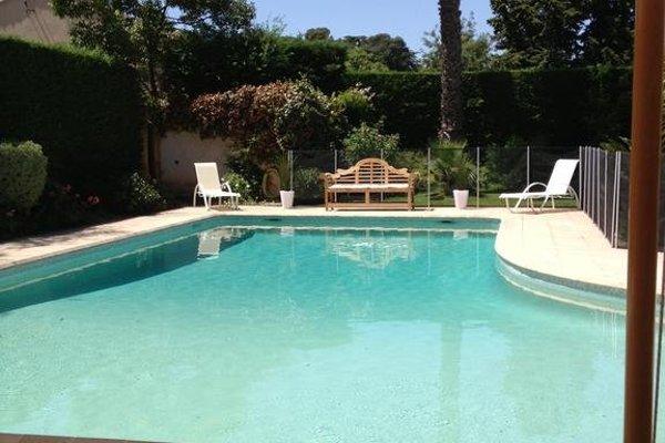 Chambre Villa La Garde - фото 10