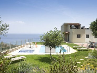 Апартаменты Elounda Olea Villas And Apartments