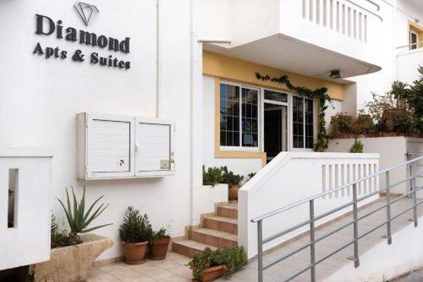 Diamond Apartments & Suites - фото 22