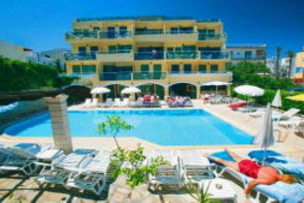 Petra Beach Hotel - фото 23