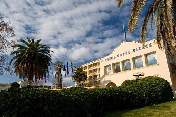 Hotel Corfu Palace - фото 22