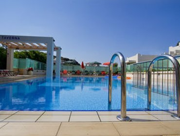 Апартаменты Mythos Platanias Apartments