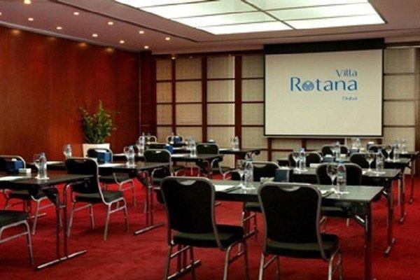 Villa Rotana - Dubai - фото 18