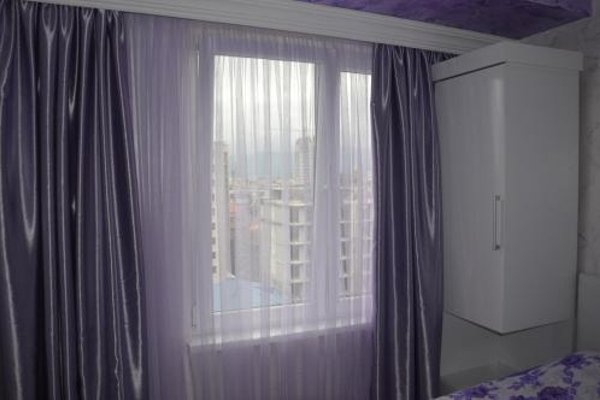 Irakli's Apartment with Sea view - фото 14
