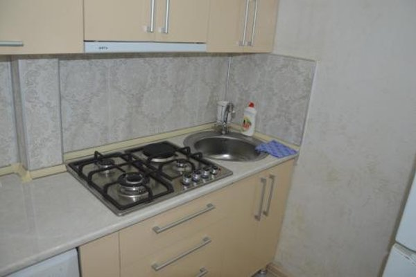 Irakli's Apartment with Sea view - фото 7
