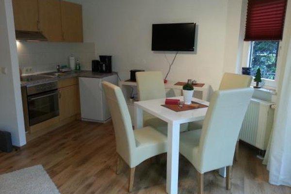Apartments Gosch Braunlage - фото 15