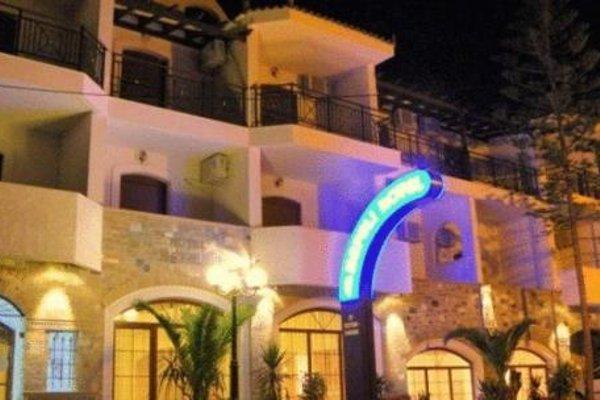 Nefeli Hotel - фото 23
