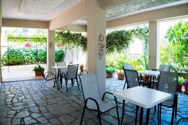 Milonas House Apartments - фото 6