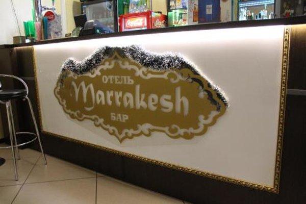Гостиница Марракеш - фото 18