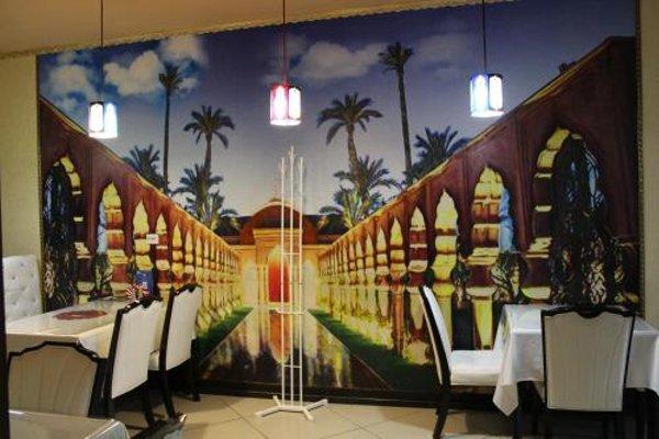 Гостиница Марракеш - фото 19