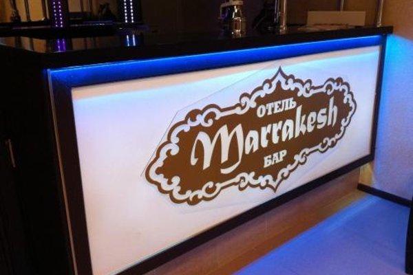 Гостиница Марракеш - фото 20