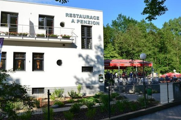 Restaurace a penzion Zdena Bouda - фото 17