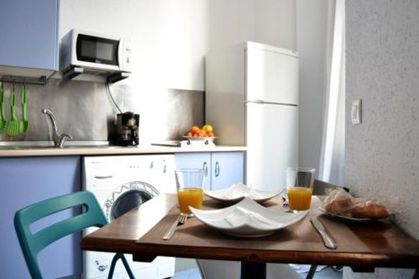 Mar y Arte Apartamentos - фото 7
