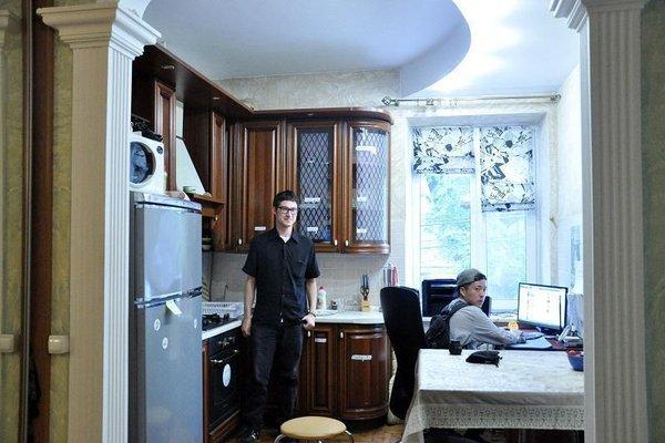 Trotter's Den Hostel - фото 9