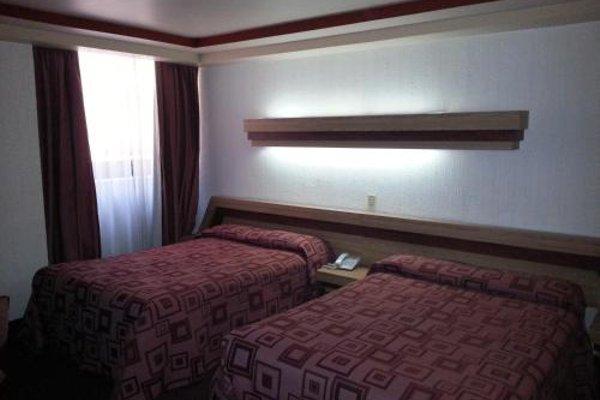 Hotel Puebla - фото 48