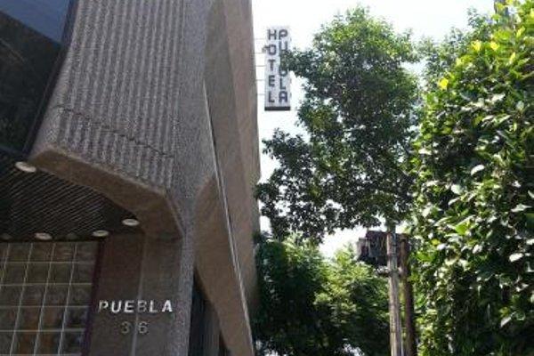 Hotel Puebla - фото 21