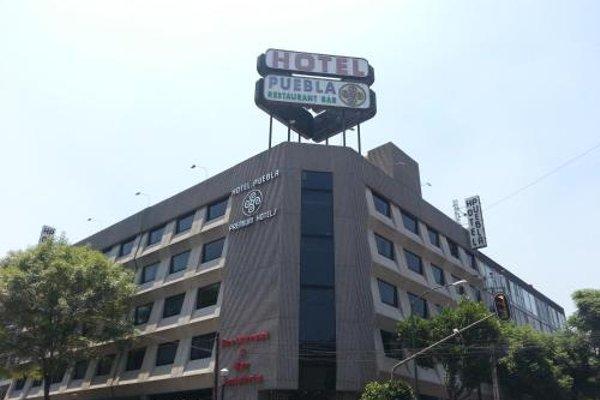 Hotel Puebla - фото 23