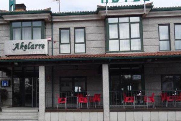 Hotel Akelarre - фото 20