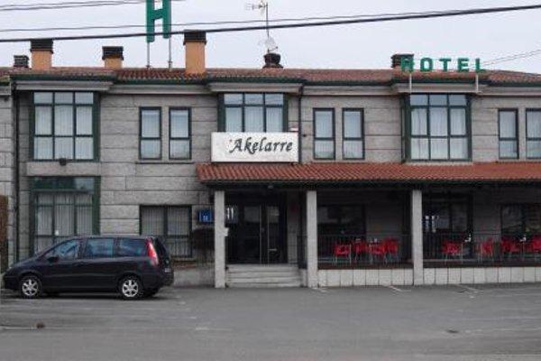 Hotel Akelarre - фото 21