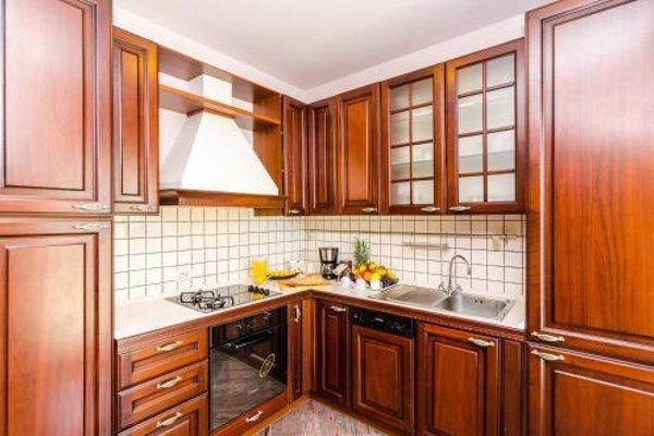 Apartments Villa Barbara - фото 12