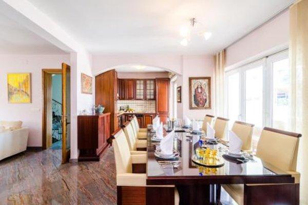 Apartments Villa Barbara - фото 13