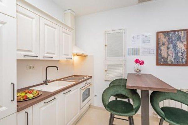Apartments Villa Barbara - фото 14
