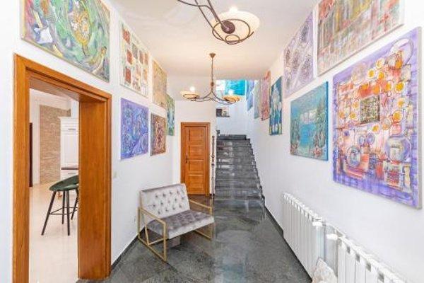 Apartments Villa Barbara - фото 8