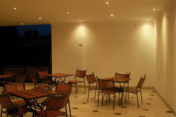 Гостевой Дом Санторини - фото 14